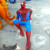 Wholesale Movie Action Figure Statues Fiberglass Resin Spider-Man Sculpture