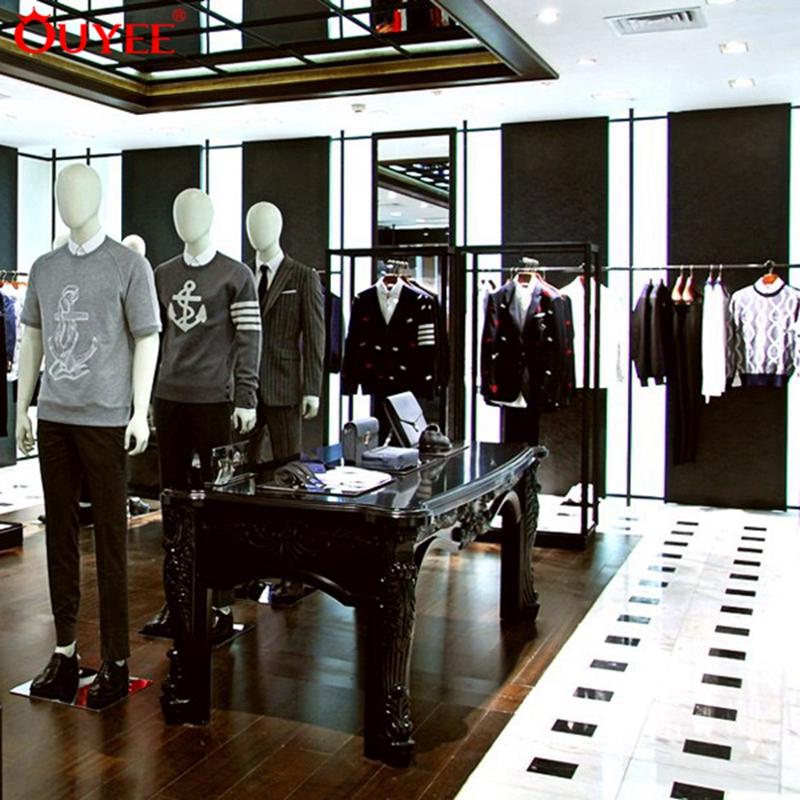 ebadbc4965180 مصادر شركات تصنيع رفوف محلات الملابس ورفوف محلات الملابس في Alibaba.com