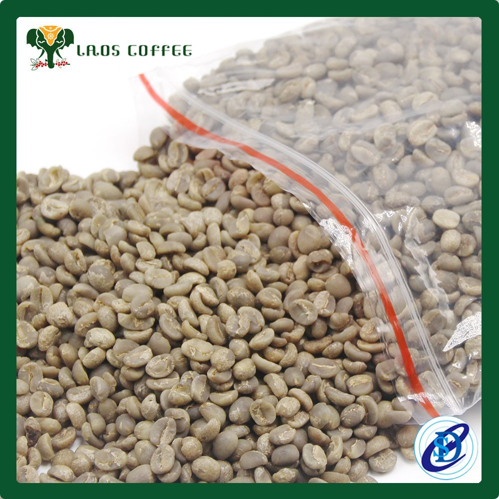 Arabica And Robusta Green Coffee Beans For Sale