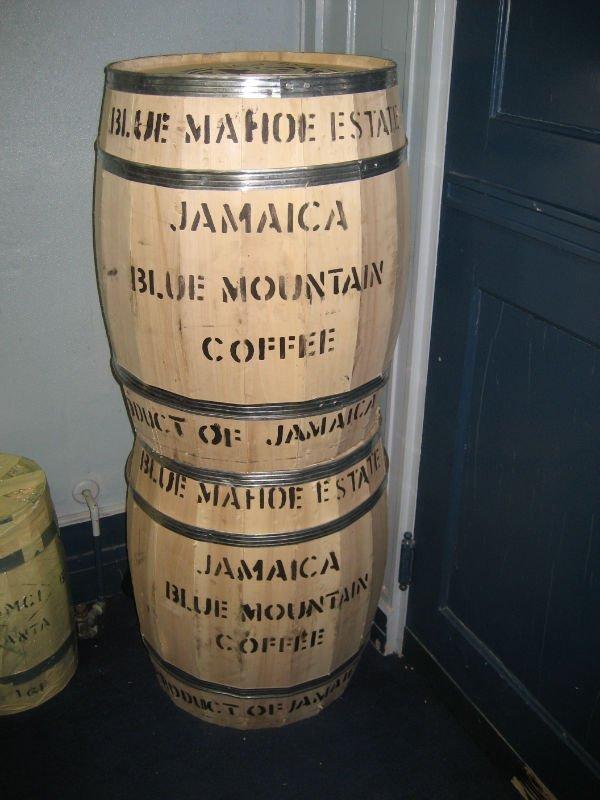 نتيجة بحث الصور عن قهوة الجبل الأزرق في جامايكا