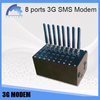 bulk sms modem type sms gateway 8 sim 3g usb modem connect with pc