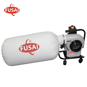 FS-150 small type single tube portable horizontal bag dust collector/cotton fabric vacuumm cleaner