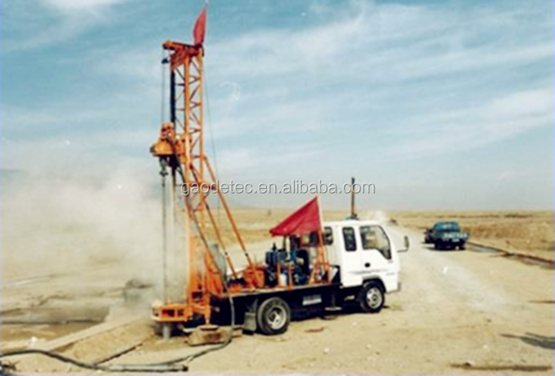 China Manufacturer New Design Homemade Water Well Drilling Rig ...
