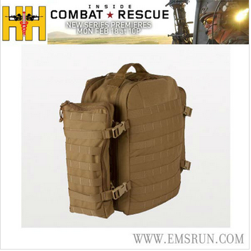 Molle utility pouch military medical first aid trunk backpack bags