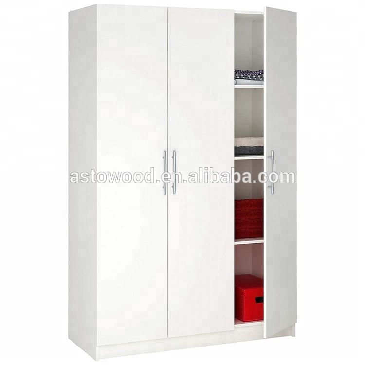 Merveilleux Design Blanc Chambre Mur Monté Armoire Penderie 3 Portes - Buy  Armoire,Armoire 3 Portes,Armoire De Chambre Product on Alibaba.com