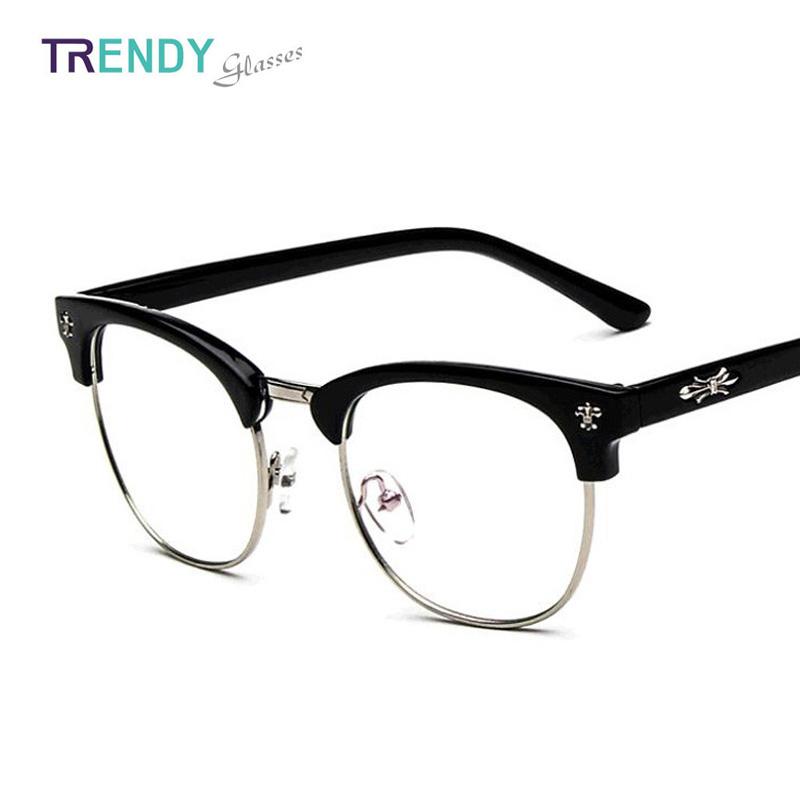 Mens Vintage Eyeglasses 84
