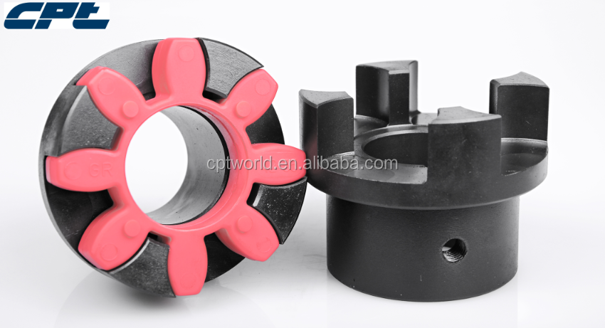 HRC FLC high spider quality flexible shaft coupling