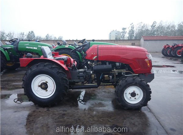 Made in china good performance multifunction mini tractor
