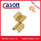 high quality door and window accessories of aluminium hinges