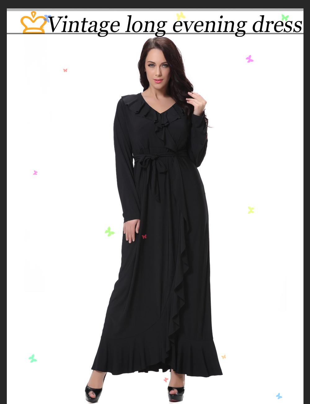 Wholesale Western party wear dresses plus size women clothing ...