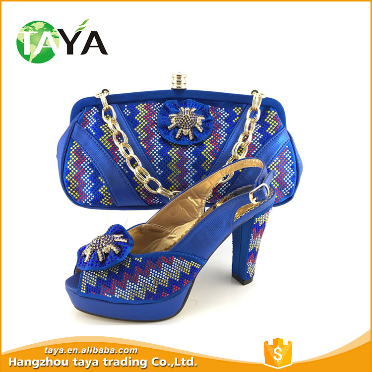 party and and shoe Shoe bag african women set bag for match gTPq61