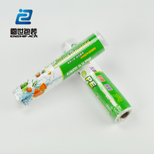 Clear LDPE vershoudfolie/voedsel <span class=keywords><strong>wrap</strong></span>/plastic stretch film voor food grade