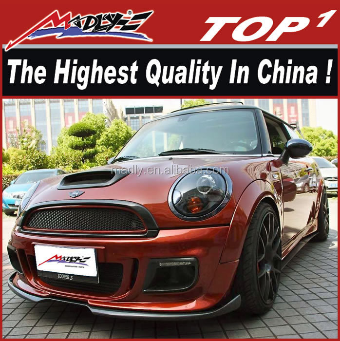 High Quality Top One In China New Style Bumper Body Kit For Mini