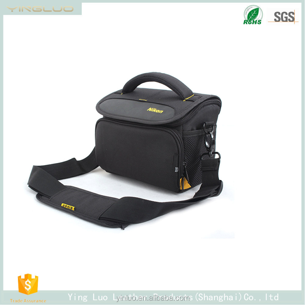 2017 new Manufacturers selling photography Shoulder Messenger Bag wholesale custom camera bag