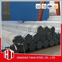 square and rectangular howllow section pre galvanized steel pipe from tangshang