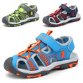 2016 Summer new high quality children sandals boys shoes kids comfort mesh sandal fashion flat sandals