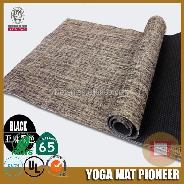 yogamatte hanf