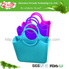 2017 Terse Style Professional Designer Silicone Waterproof Bag Handbags for Women