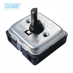 4 Position High Power Rotary Switch B3400-24F