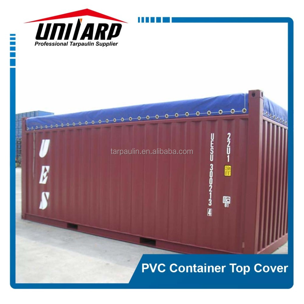 40 Foot Open Top Shipping Containers Tarpaulin Cover,Pvc