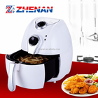 home appliance kitchen fryer machine for fries, chicken wings by no oil air multi cooker