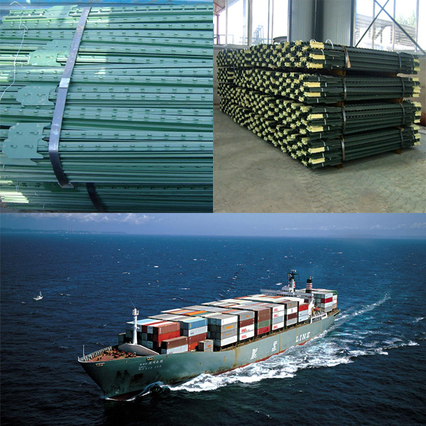 6ae3b37d50b Good Price 6-ft Green Metal T Post Wholesale For Sale  7 Ft Studded ...