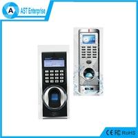 waterprof RFID Key Card door access controller access control system WIFI biometric fingerprint reader with camera