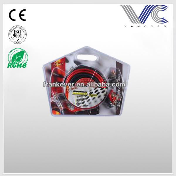 Car AMP Wiring Kit Copper car audio  wiring kits.jpg