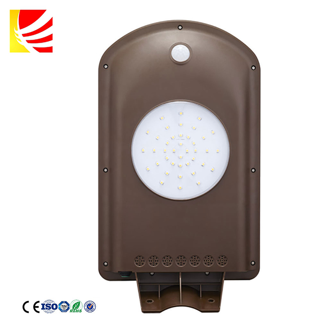 Energy saving outdoor lights solar garden lights smart sensors can be customized models