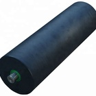 Shock Absorber Coal Ilder Impact Resistant Hdpe Side Guide Rollers For Belt Conveyor