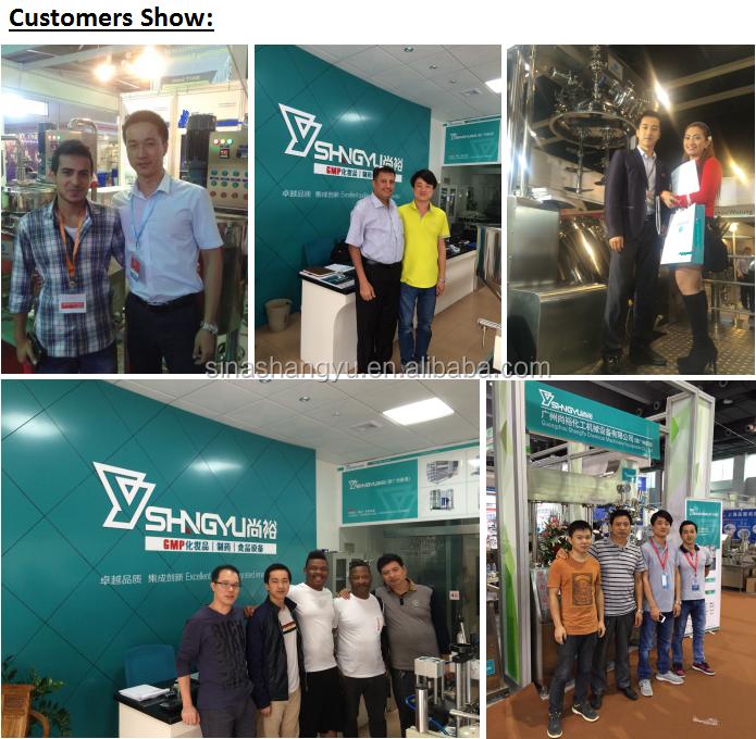 China Supplier Shangyu Hand Sanitizer Making Machine/liquid Soap ...