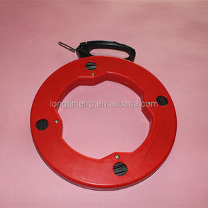 Fish Tape Wire Cable Puller Electricians Reel Tape