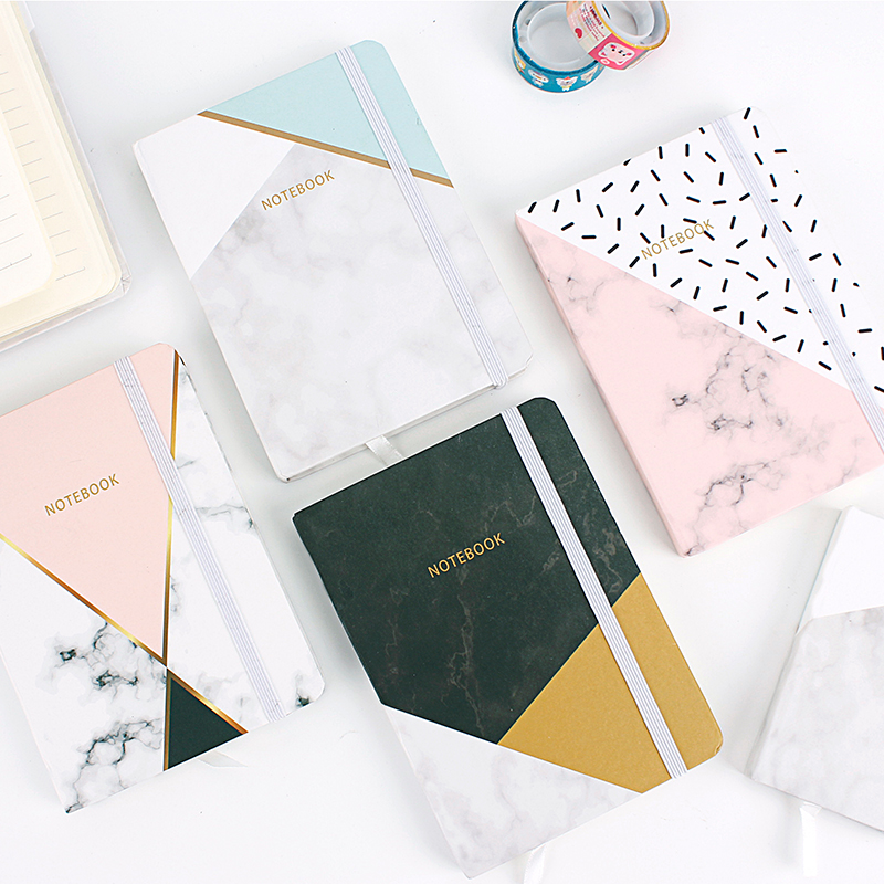 Factory directly custom notebook manufacturer marble notebook