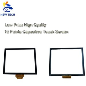 Water proof capacitive touch g+g screen mid USB/RS232 interface