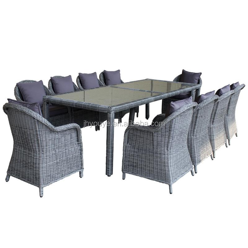 pe wicker rattan tisch terrasse gesetzt gardern möbel kompakte, Esstisch ideennn