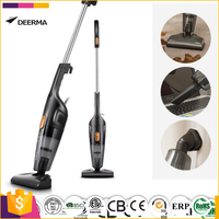 Handheld vacuum cleaner to clean the computer