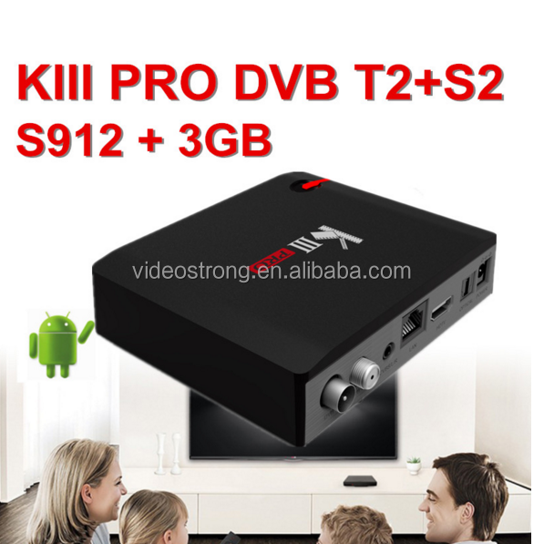 Software Programs Mecool Kiii Pro High-end S912 Android Tv Box Android 7 0  4k Satellite Receiver - Buy Software Programs,Mecool Kiii Pro,4k Satellite