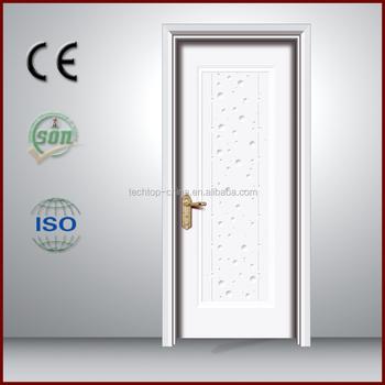 Cheap ventilated interior door china hdf pvc doors buy for Cheap pvc door