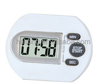 Hairong Magnet LCD Mini Timer
