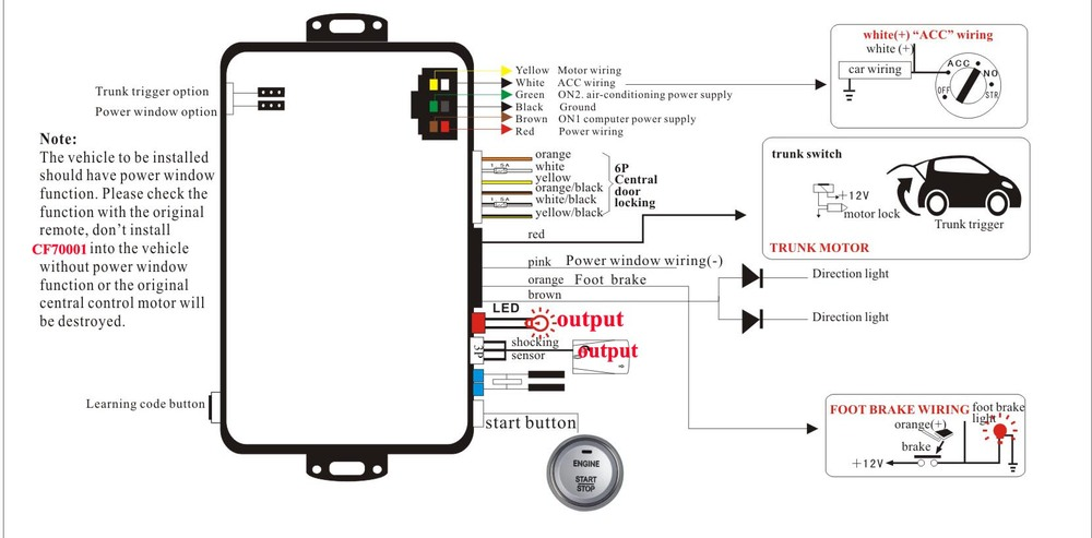 smart key wiring diagram images