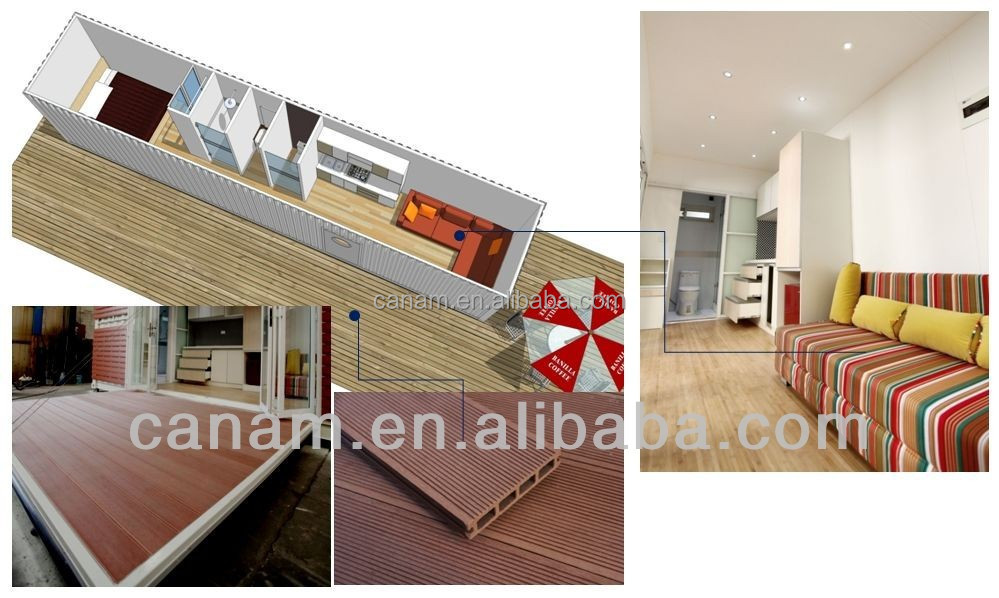 CANAM-Hot Sale Modular Cube House Design For Living
