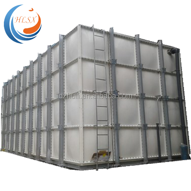 Food grade fiberglass FRP GRP SMC <strong>water</strong> storage <strong>tank</strong> for drinking <strong>water</strong>