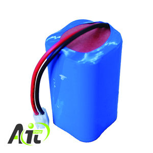 18650 4S1P cell 14.8 V battery pack for Sweeping machine