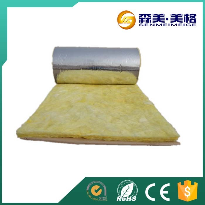 R19 fiberglass roll insulation with sound barrier buy for High density fiberglass batt insulation