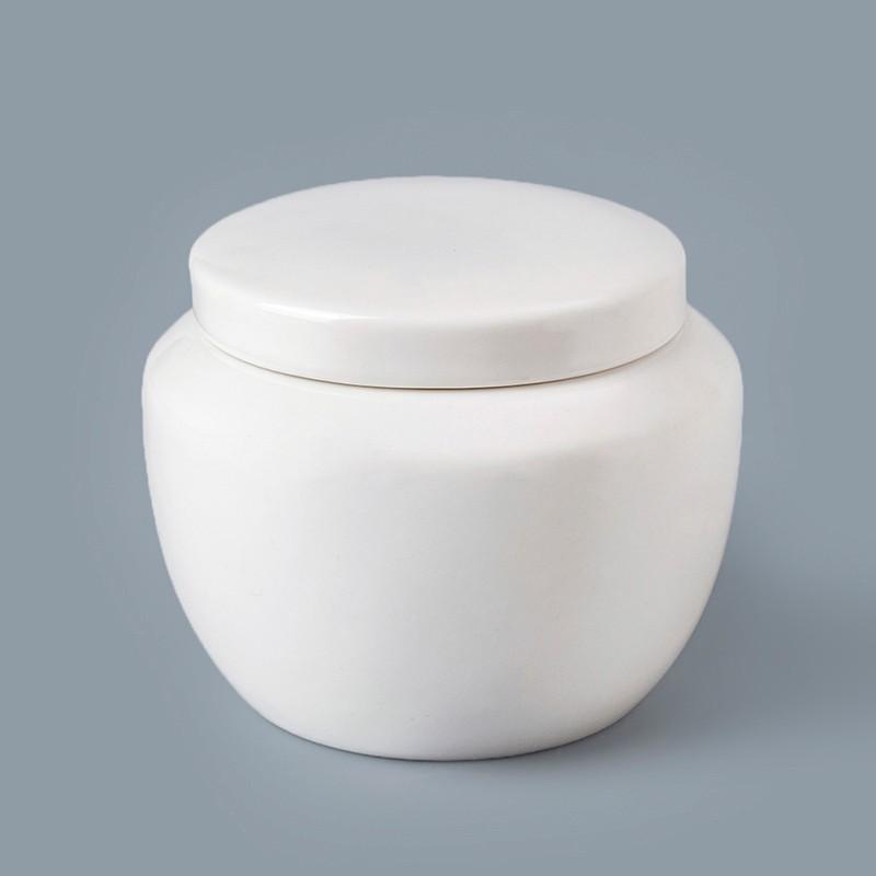 product-Hot Selling Ceramic Tableware For Hotel Unique Sugar Bowl, Hotel Crockery Ceramic Sugar Pot