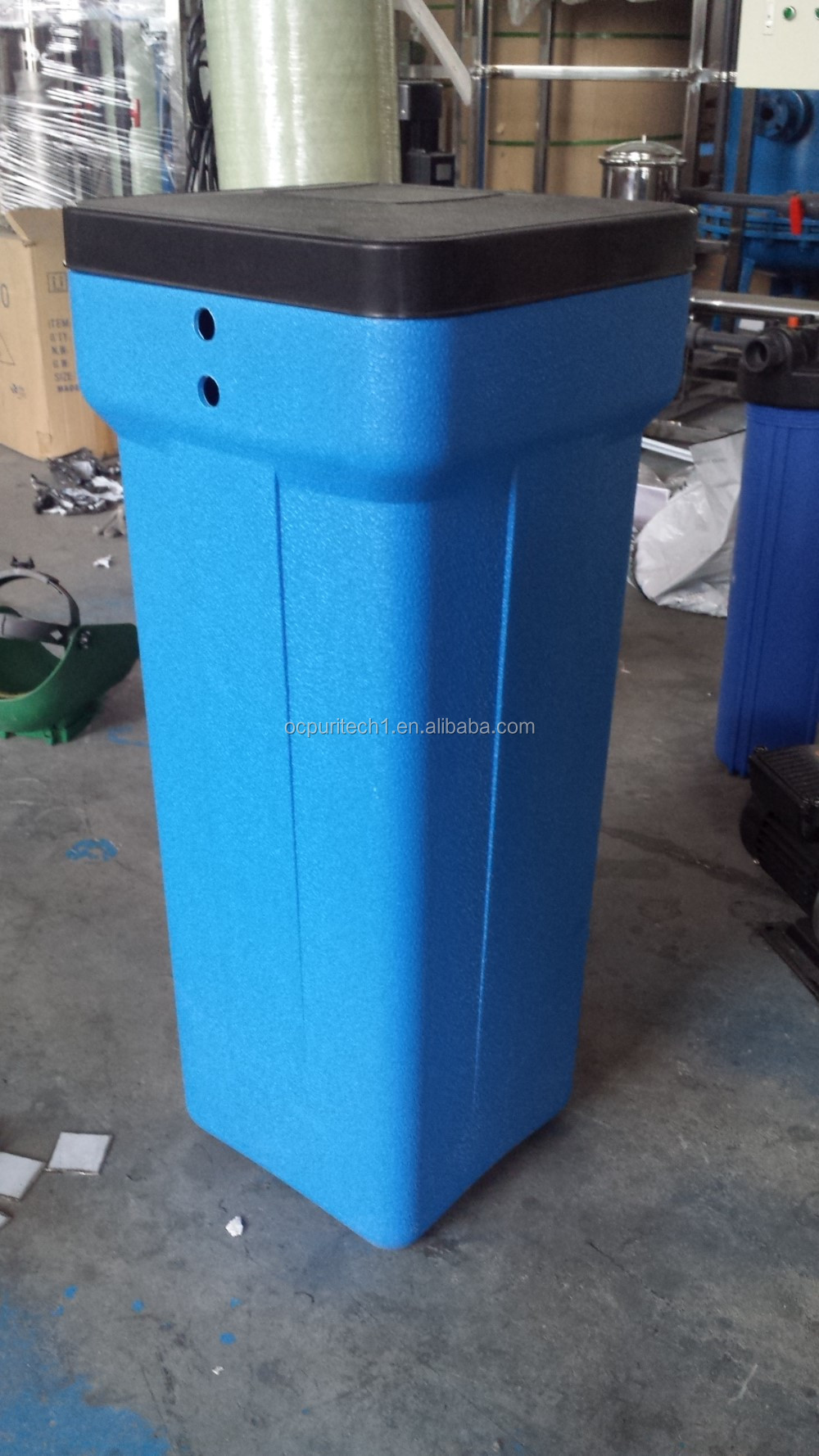 high quality  Resin  Auto Regeneration Ion Exchange luxury Water Softener system