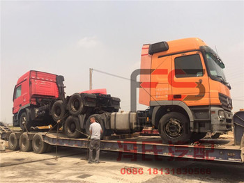 Original Germany Used Truck Merceds Actros Assembly Second Hand V6om501la Engines At Stock
