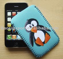 neoprene mobile phone bag