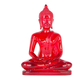 High Quality Large Red Resin Buddha Statue Arts And Crafts