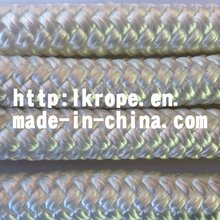 high quality double braided marine pp nylon rope